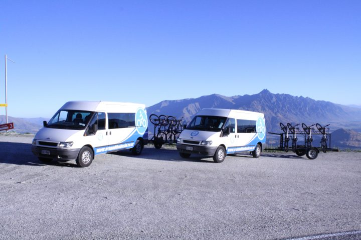 Around The Basin Cycle Shuttles
