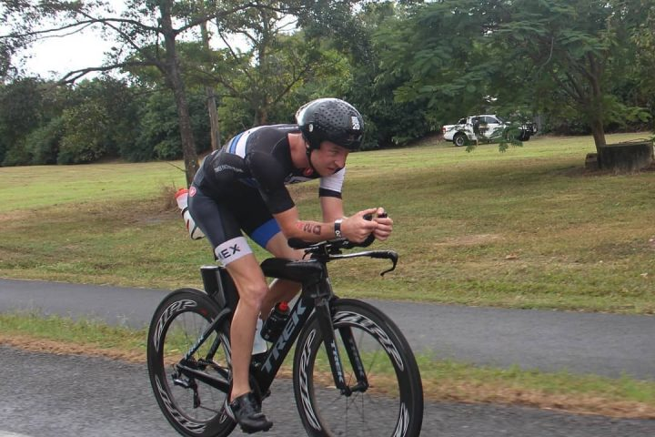 Jase 14th pro at IM Cairns